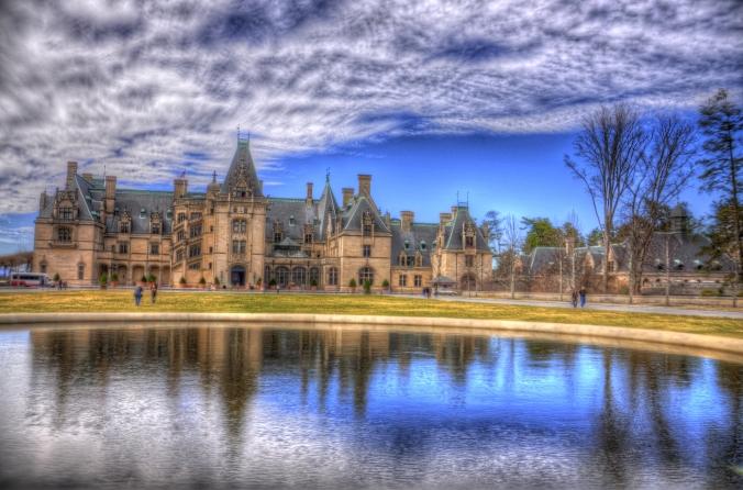 The Vanderbilt Estate in Asheville NC